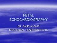 FETAL ECHOCARDIOGRAPHY - RM Solutions