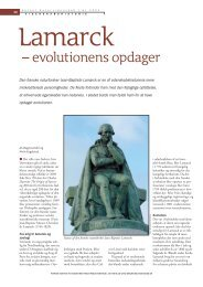 (2009) Lamarck - evolutionens opdager - Roskilde Universitet