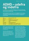 nordsjællands lokalafdelinG - ADHD: Foreningen - Page 5
