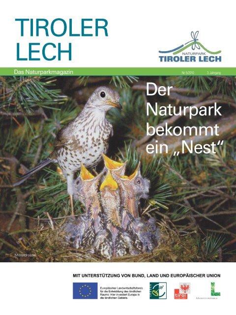Das Lech-Rätsel - Naturpark Tiroler Lech