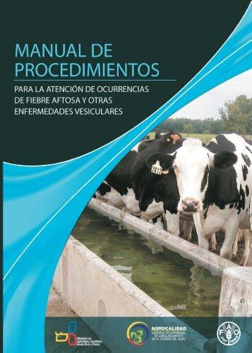 Manual Ecuador.FH10 - Oficina Regional de la FAO para América ...