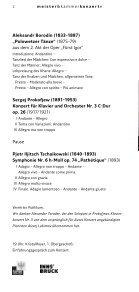budapest festival ORCHestRa - Meister & Kammerkonzerte - Seite 2