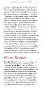 budapest festival ORCHestRa - Meister & Kammerkonzerte - Seite 6
