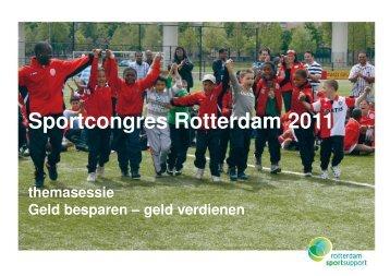 Themasessie 2. Geld besparen - Geld verdienen - Rotterdam ...