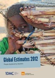 Global Estimates 2012 - culturaRSC.com