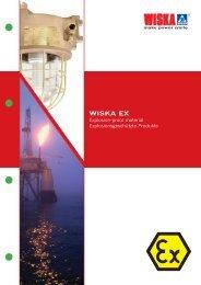 WISKA EX WISKA EX - WISKA - Cable Glands