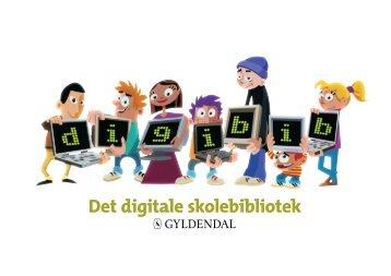 Det digitale skolebibliotek - Gyldendal