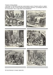 Theodore de Brys billeder - Hit med Historien - Gyldendal