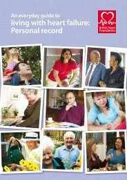 living with heart failure: Personal record - NHS North Somerset