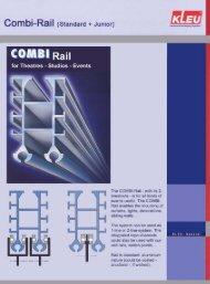 Combi Rail - Kleu