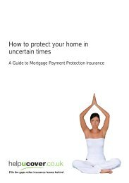 How to protect your home in uncertain times - helpucover