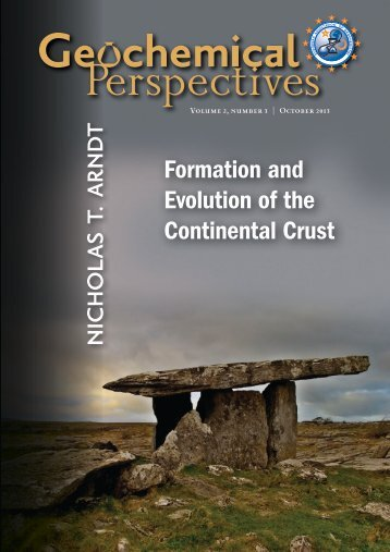 Full text PDF - Geochemical Perspectives