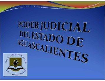 Camino hacia la modernización del Archivo Judicial de