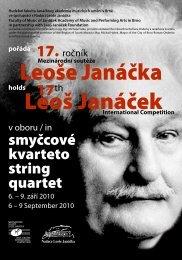 Bulletin 2010 - Janáčkova akademie múzických umění v Brně