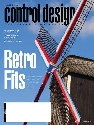 October 2011 - Control Design