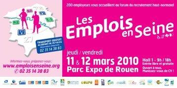 Parc Expo de Rouen - Carrefour Emploi