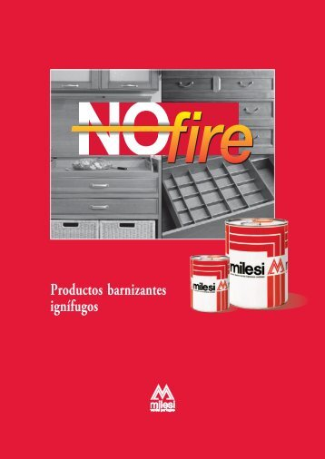 No fire spagnolo A4 2007.indd