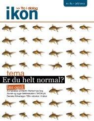 Er du helt normal? - IKON - Danmark