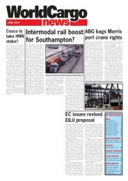 Front page June - WorldCargo News Online