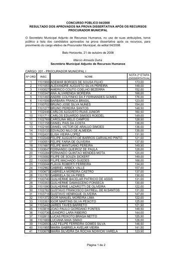 1 1101906 ademar borges de sousa filho 173,00 2 ... - Fundep