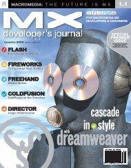 MXDJ 1-1.qxd - sys-con.com's archive of magazines