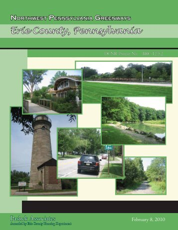 NWPA Greenways Plan - Erie County Department of Planning