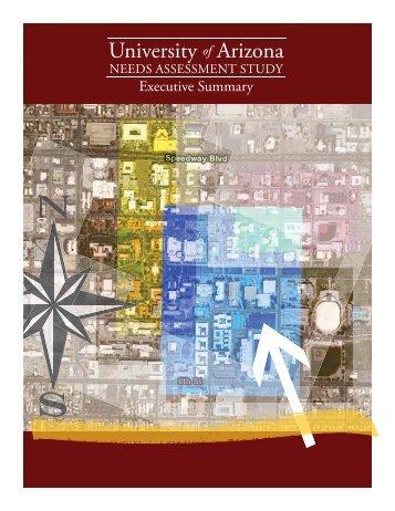 U of A Needs Assessment Study - UA Parking and Transportation ...