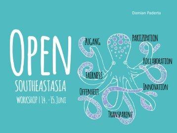 Damian Paderta - Workshop