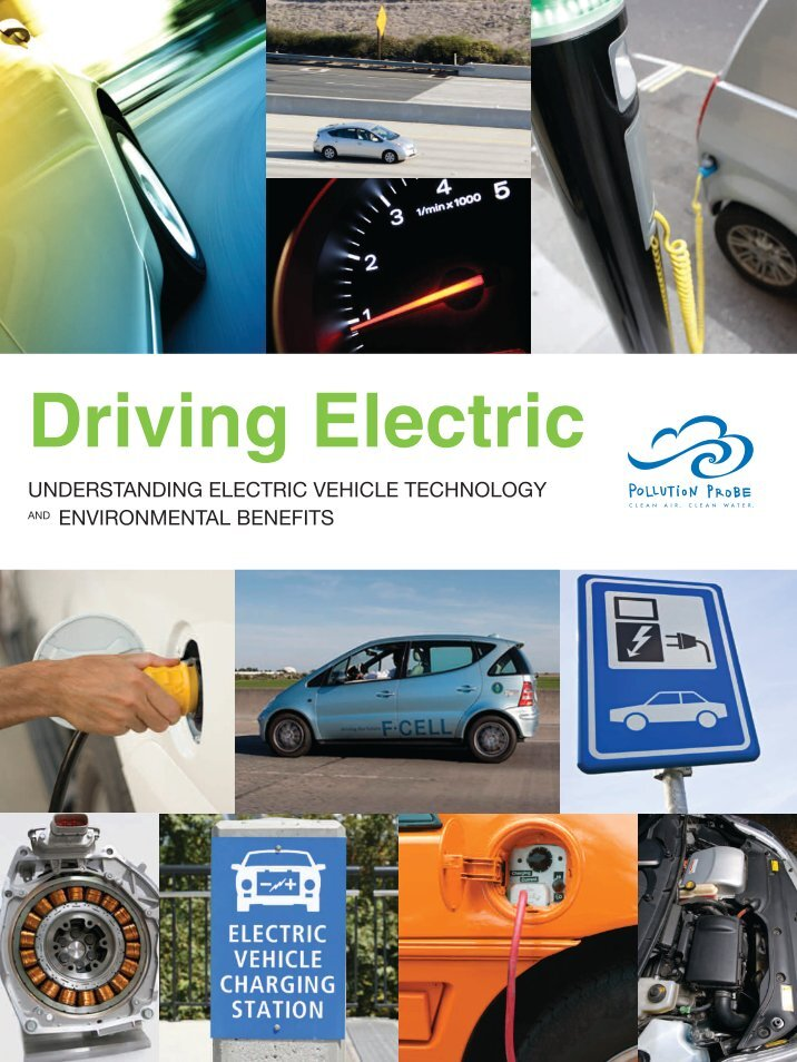 the environmental benefits of electric automobiles Environmental aspects electric cars have several benefits over conventional internal combustion engine automobiles.