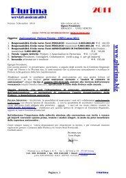 Lettera Proloco - UNPLI Veneto
