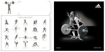 WEIGHTLIFTING adidas.com adidas.com OLYMPIC & EMERGING ...