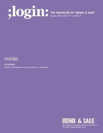 inside: