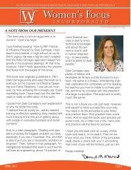 April 2012 - Women's Focus Website