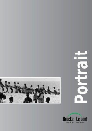 Portrait - Brücke - Le pont