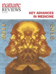 open access: Nature Reviews: Key Advances in Medicine