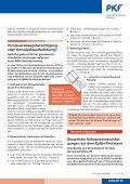 Ausgabe 01|08 Steuerfallen vermeiden - PKF - Seite 5