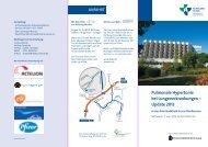 Pulmonale Hypertonie bei Lungenerkrankungen - Ruhrlandklinik ...