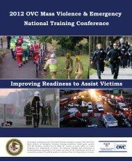 OVC Conference Program FINAL v1-19-12 - NCJTC