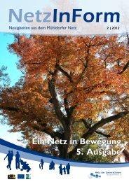 NetzInForm 2.2012 runterladen - Mühldorfer Netz eV