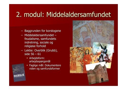 Kulturmøder - historiedidaktik.dk