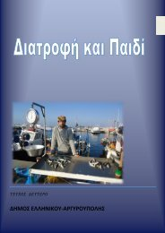Εδώ - Δήμος Ελληνικού - Αργυρούπολης