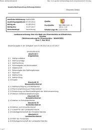 Elternbeiräte - WahlVOEB - Klaus-Groth-Schule