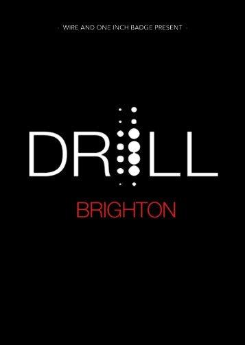 drill-festival_programme