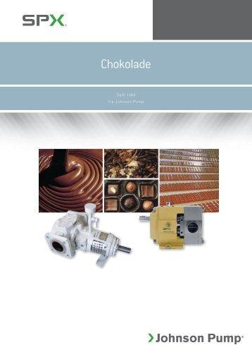 Chokolade - Johnson Pump