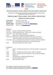 6.-8.6.2012 - Svaz zakládání a údržby zeleně