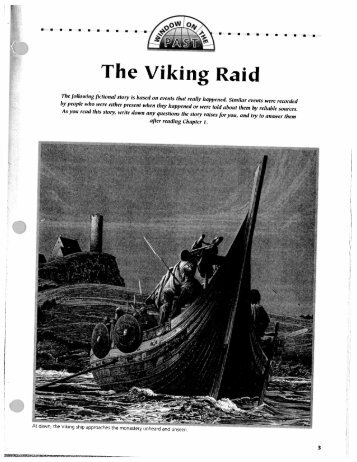 The Viking Raid Social 8.pdf - School District 5