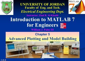 Advanced Plotting and Model Building - FET