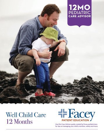 Pediatric Care Advisor - 12 months.pdf - Facey Medical Group