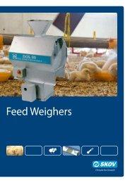 Feed Weighers - Skov A/S