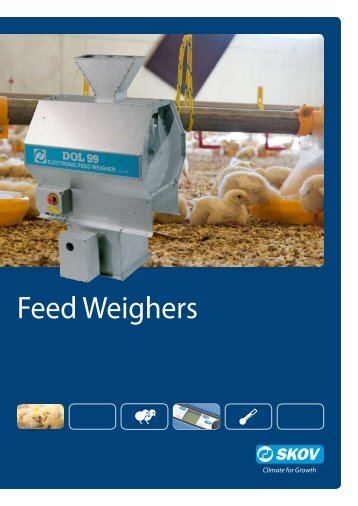 Feed Weighers - Skov A/S